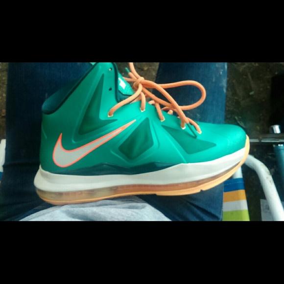 78cdae7d Nike Lebron 9, Miami Dolphins