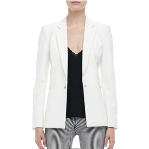 Theyskens' theory white blazer size 8