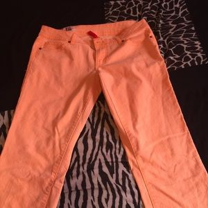 Pants - Skinny jeans