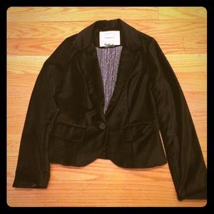 Black Anthropologie Blazer