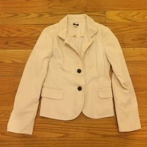 Jcrew tan blazer