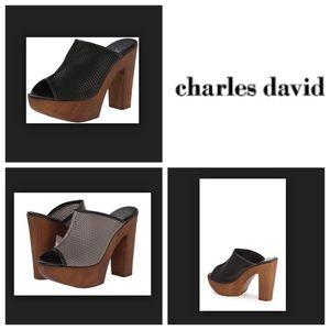 Charles David Shoes - %Sale% Charles David TAM Peep Toe Platform