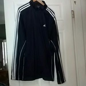 Navy Blue Clima365 Adidas XL Men's Jacket NWOT