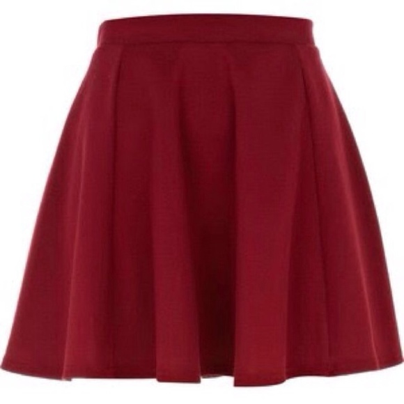 Shop for burgundy skater skirt online at Target. Free shipping on purchases over $35 and save 5% every day with your Target REDcard.
