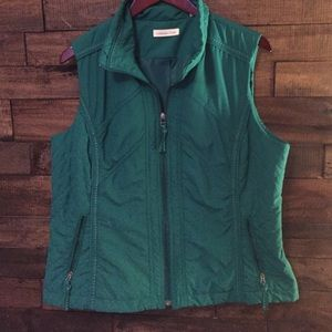 Jackets & Blazers - Green puffer jacket