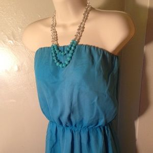 Mason Dresses & Skirts - Strapless Dress