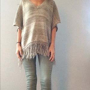 Urban Outfitters Bohemian Knit Top
