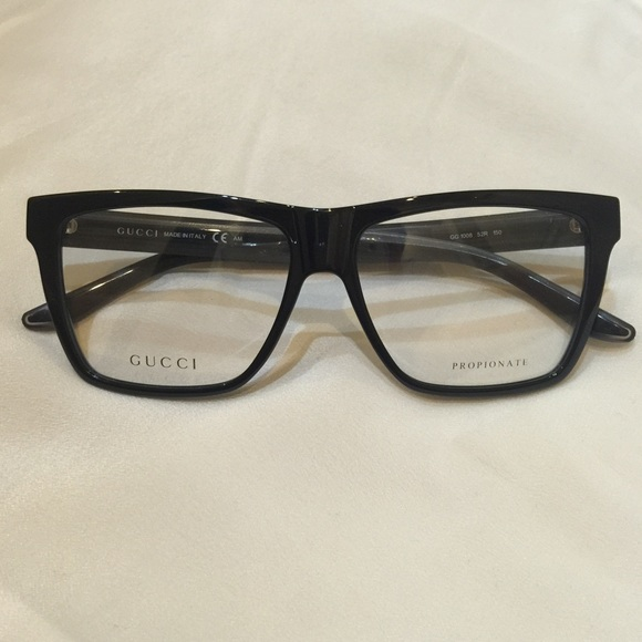 gucci reading glasses. authentic gucci reading glasses (frames) -