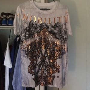 Juniors graphic tee size small (worn once)