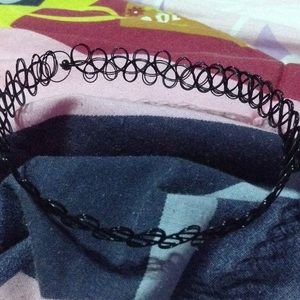 AFF Accessories - Tattoo choker