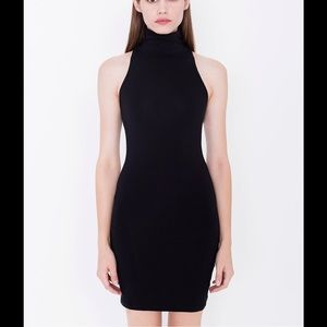 American Apparel Turtleneck Dress