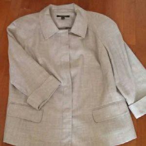 Gorgeous gray Brooks Brothers jacket.