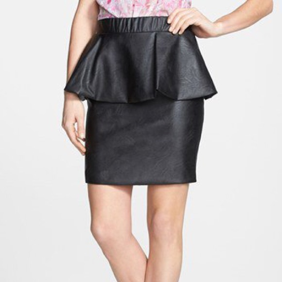 69 outfitters dresses skirts faux leather