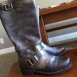 Frye Coach Collaboration boot