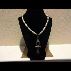 Ankh 100% Gemstone Jewelry by LovinPink