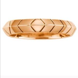 House of Harlow 1960 Jewelry - 🆕 Authentic House of Harlow Rose Gold Aztec Ring