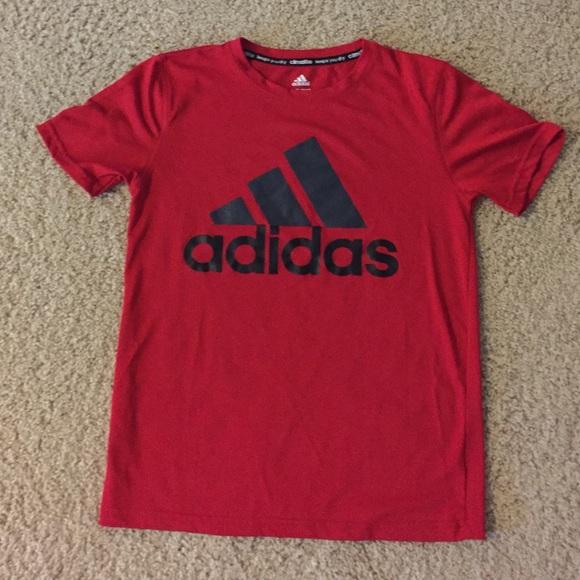 Sold Red Boys Dri Fit Tshirt | Poshmark