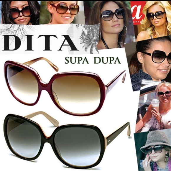 b9da8d0458a2 Dita Accessories - DITA Supa Dupa sunglasses