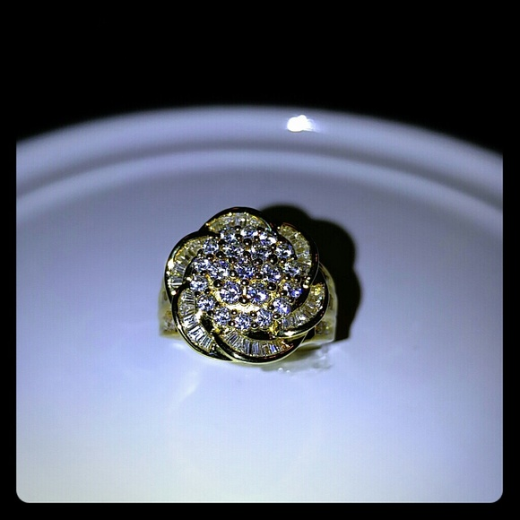 shop msnbc jewelry shopnbc shopnbc ring from sherri s closet on poshmark 6079