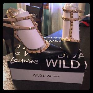 High heels 8.5 brand new never worn