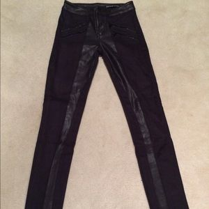 Black Orchid Pants - Black Orchid Motorcycle Legging