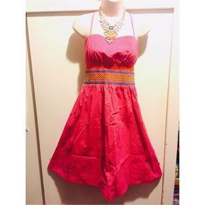 Pink Laundry Vintage Style Dress