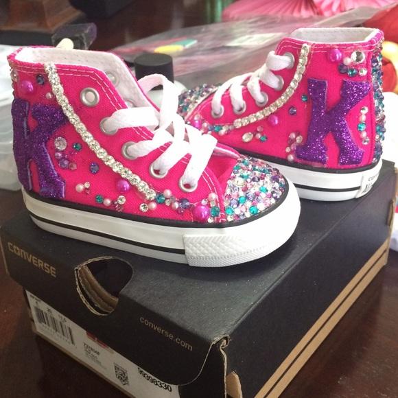 9f8a9172ca15 Customized Converse Sneakers