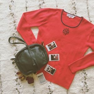 Robert Scott Ltd Other - • Vintage • BHA • Red 90s Kid Sweater •
