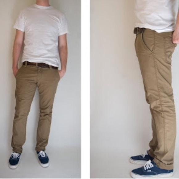 8c6d2bc42c1 Levi's Pants | Mens Levis Khaki 29x30 Like New | Poshmark