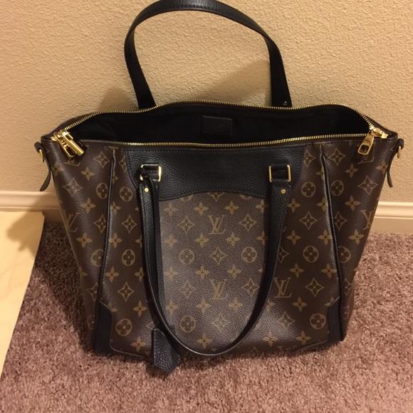 bc7499df934 Louis Vuitton Handbags - Louis Vuitton Estrela NM Mono, Noir
