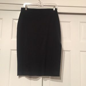French Connection stretchy skirt