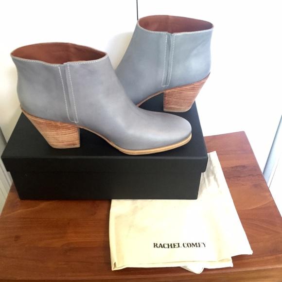 a39ce5995654 Rachel Comey Shoes | Gray Mars Booties | Poshmark