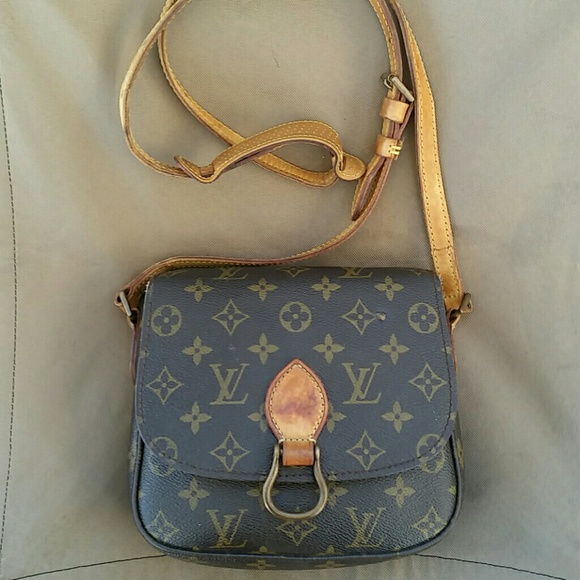 8f46953ee684 Louis Vuitton Handbags - Louis Vuitton Vintage Mini St.Cloud Crossbody Bag