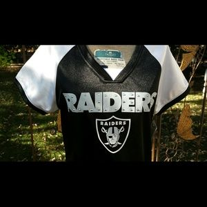 bling raiders jersey