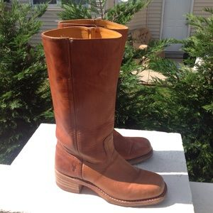 Vintage FRYE Campus 14L Boots