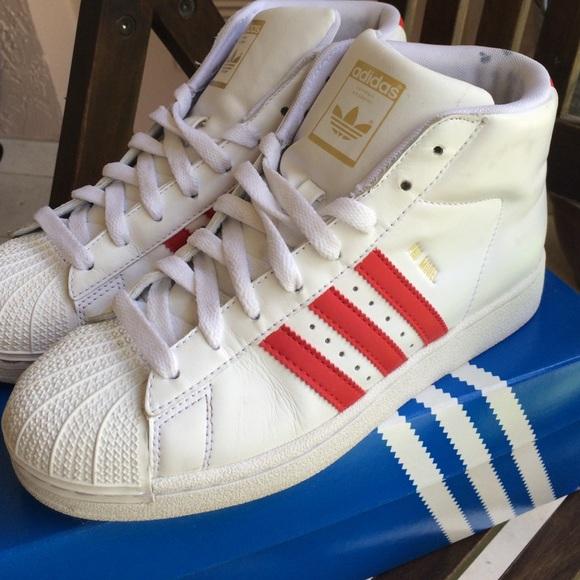 adidas Shoes | Adidas Pro Model High