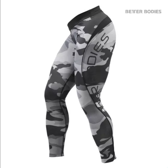 Better Bodies - Better Bodies camo leggings! NWT! Size medium from ...