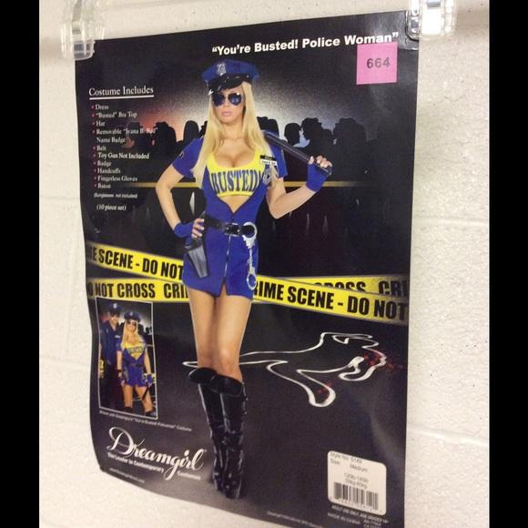 Dreamgirl Halloween Youu0027re Busted! Police Woman & Dreamgirl Dresses | Halloween Youre Busted Police Woman | Poshmark