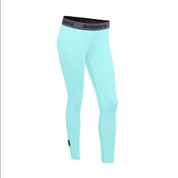 5dfccb4632 Armatura Pants   Compression Tiffany Mint Workout Leggings   Poshmark