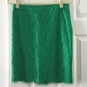 Dresses & Skirts - Lace pencil skirt