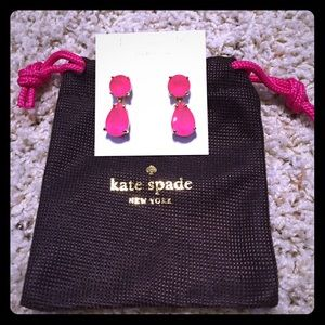 HP Kate Spade earrings