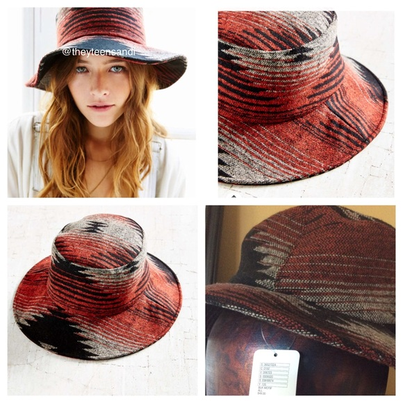 155173d9253 Urban Outfitter Ecote Oversized Flannel Bucket Hat
