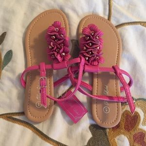 Shoes - Girls Sandals