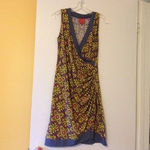 Tracy Negoshian wrap dress new without tags