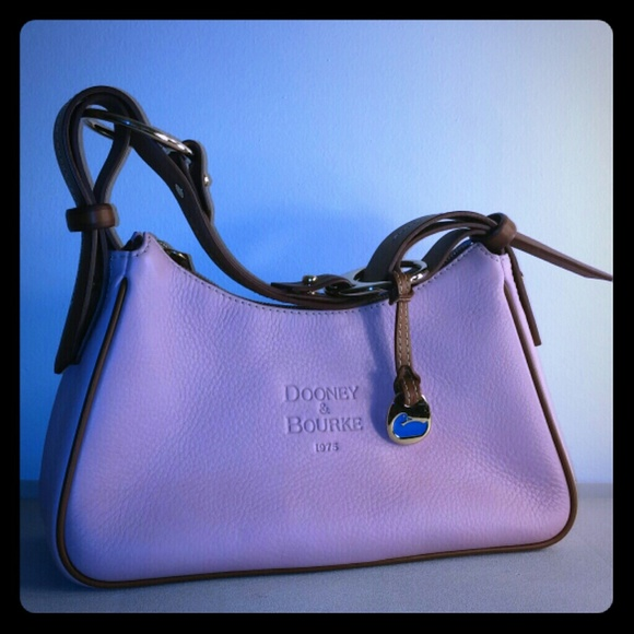 Dooney & Bourke Authentic Pink Leather NWOT
