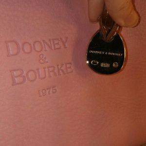 Dooney & Bourke Bags - Dooney & Bourke Authentic Pink Leather NWOT