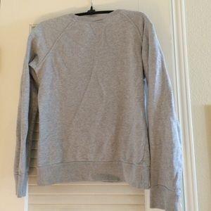Lacoste Tops - Women's Lacoste Crew Neck Sweatshirt