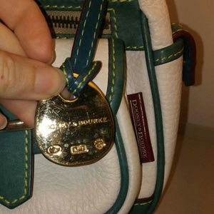 Dooney & Bourke Bags - Dooney & Bourke Leather Field Bag