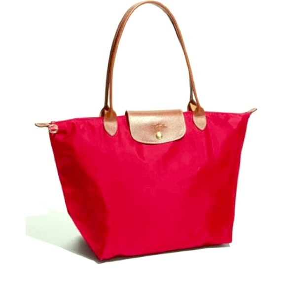 41% off Longchamp Handbags - Longchamp Le Pliage Large Tote in ...