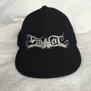 "Other - Black ""So Cal"" Hat - Size Medium 7 1/4"